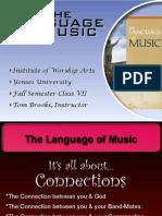 1 the Language of Music