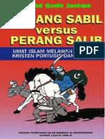 Perang Sabil vs Perang Salib