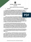 Roger Goodell's Decision On Tom Brady's Deflategate Suspension Appeal
