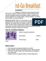 ybfit week 8 lesson handout