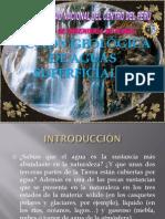 Accion Geologica de Aguas Superficiales