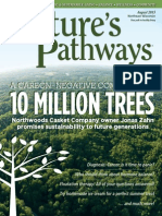 Nature's Pathways August 2015 Issue - Northeast WI Edition
