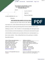 AMCO Insurance Company v. Lauren Spencer, Inc. et al - Document No. 28