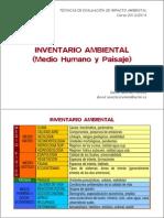 25 InventarioAmbiental MedioHumano-Resumen