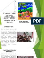 Diapositivas Huerta Escolar