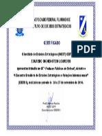 PROGRAMAS ESPACIAIS DE BRASIL E ARGENTINA