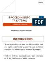 Clase (7) PROCEDIMIENTO TRILATERAL.ppt