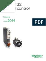 Lexium 32 Motion Control Catalogue 2014