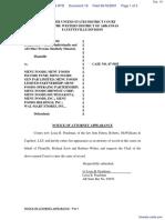 Widen et al v. Menu Foods et al - Document No. 18