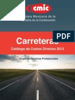 Carreteras-2012
