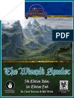 The Wizards Amulet (5E)