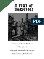 The Town of Bridgepuddle 5e
