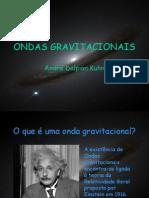 Andre - Ondas Gravitacionais