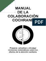 Manual Revisiones Para Estudio Científico