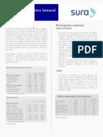Panorama Financiero 04 Al 11 Mayo de 2015