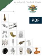 Guia de conectores de potência - HJ international