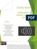 Disney World Lisseth