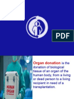 Organ Donation Presentation