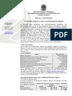 EDITAL Nº 234UFFS2014