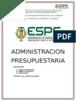 PRESUPUESTARIA_INDICADORES