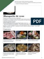 Blanquette de veau à l'ancienne- Recette de la blanquette de veau traditionnelle.pdf
