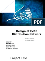 LVDC Distribution System
