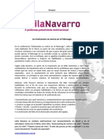 Motivación aplicada al liderazgo. Leila Navarro