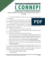 Normas Artigos Connepi 2015 - Ifac Final