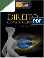 DIREITO CONSTITUCIONAL resumao 2015
