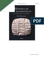 Historia de Las Matematicas - Ian Stewart