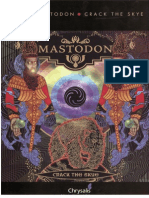 Mastodon - Crack the Skye Songbook