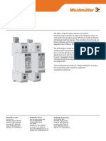 6 - LIT1319 - Surge Protection Devices SPD II