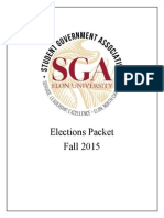 fall 2015 elections packet