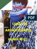 Aromaterapia - EJERCICIO 1