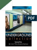 Underground Collection by Jamie Badman & Colin Miller (Vol 2)