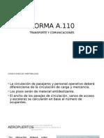 Norma a110 a120