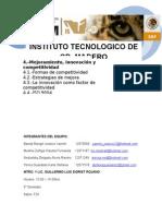 unidad 4 gestion de los sistemas de la calidad