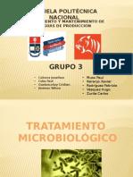 Tratamiento Microbiologico Del Agua EPN