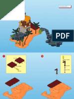 Playmobil Set 3938 Pirates Pirate Lagoon - Αντίγραφο