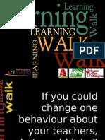 Learning Walks 2014