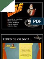 Ruta Pedro de Valdivia