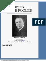 Horace Goldin qhorace