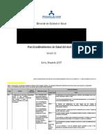 Listado Estandares Acreditacion ES I-2