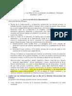 Cansuelo Ahumada - El Modelo Neoliberal