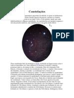 Constelações - astrologia