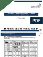 Guidance - Handling Part H3I Repair Project 2G SIEMENS