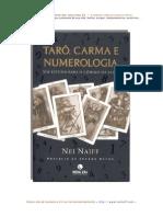 Tarô Carma e Numerologia