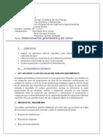 06-Determinación Gravimétrica de Calcio