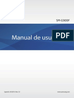 Manual de Usuario Samsung Galaxy S5