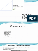 Medidas - Instrumentos e Escalas